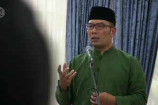 Pesan Ridwan Kamil atas kemenangan Jokowi