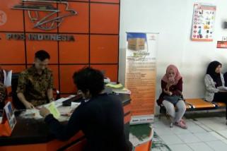 Jelang lebaran, kantor pos tingkatkan pelayanan