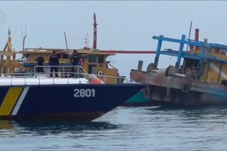 Kapal ikan Vietnam mendominasi pencurian ikan di Indonesia