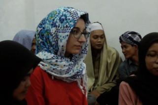 Mahasiswa Prancis belajar Islam di pesantren Deli Serdang