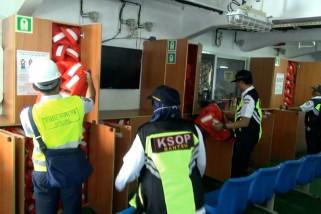Perintah perbaikan sejumlah peralatan keselamatan kapal