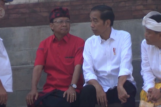 Jokowi nilai pansel KPK kredibel