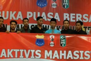 Mahasiswa Jember dukung TNI-Polri tindak tegas perusuh
