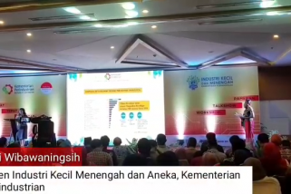Video - Kemenperin bawa IKM Kalbar go digital melalui E-Smart lKM