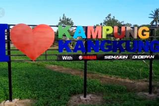 Kampung Kangkung, destinasi wisata edukasi baru di Balikpapan