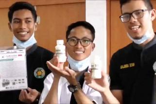 Mahasiswa USU ciptakan minuman serum probiotik