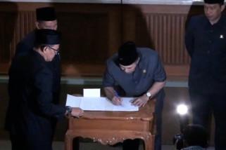 Pemkot Bandung ubah status tiga BUMD menjadi perumda