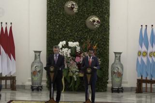 RI tawarkan Argentina kerjasama perdagangan,  pertanian  dan industri