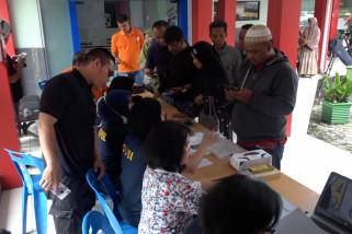 80 petugas diterjunkan untuk identifikasi korban kebakaran