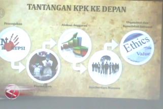 Ini salah satu syarat calon pimpinan KPK