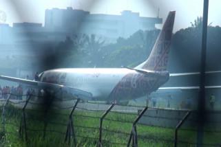 Bandara Husein Sastranegara ditutup sementara