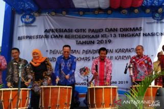 Antara TV - Wagub Babel buka Apresiasi GTK PAUD se-Indonesia