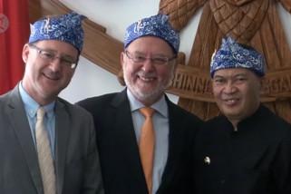 Pemerintah Belgia-Pemkot Bandung jajaki kerja sama industri makanan halal