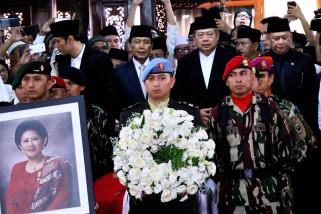 Peninggalan Ani Yudhoyono untuk bangsa Indonesia