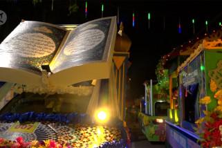 Pawai takbiran, Gubernur Sumut sampaikan pesan damai