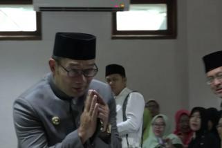 Ridwan Kamil imbau warga pantau sidang MK di media
