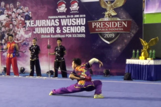 Wushu targetkan 2 emas pada Sea Games Manila