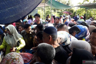 ANTARA TV - Pemprov Babel Harapkan Pasar Murah Bantu Ekonomi Masyarakat Pascalebaran