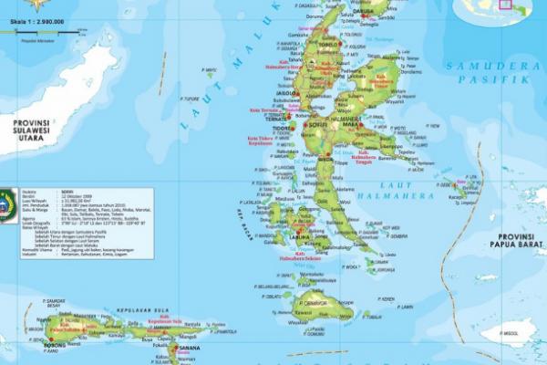 Gempa 7 0 Sr Guncang Maluku Utara