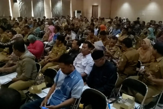 Disketapang Tangerang siagakan 208 Satgas Hewan Kurban