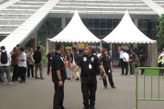 Masyarakat sudah memadati lokasi Visi Indonesia