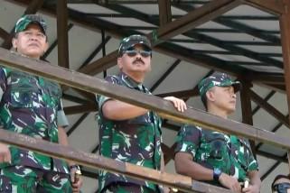 Panglima TNI nilai profesionalisme TNI-AL meningkat