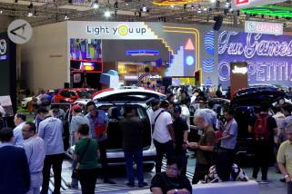 Mobil-mobil canggih di GIIAS 2019