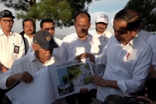 Presiden akan cabut izin perusahaan yang cemari Danau Toba