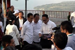 Presiden alokasikan Rp3,5 triliun APBN untuk Danau Toba
