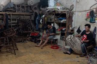 Omzet toko meubel rotan di Medan capai Rp100 juta per bulan
