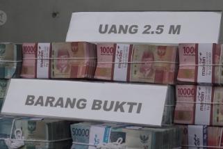 BNN sita Rp5 miliar cuci uang jaringan narkoba di Sumut