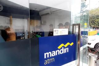 Jaringan bank Mandiri alami gangguan