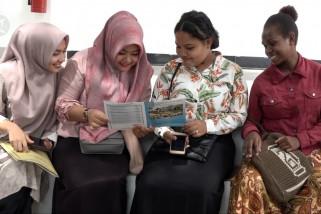 Pesan damai mahasiswa Papua di Aceh