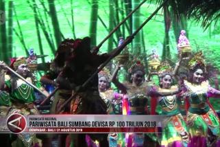 Pariwisata Bali sumbang devisa Rp100 triliun pada 2018