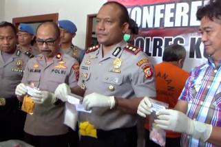 Polres Kuningan amankan narkoba  senilai 1 miliar Rupiah