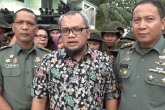 Disiplin ala TNI adalah cerminan agar mampu bekerja profesional di PTPN IV
