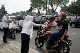 Dalam sepekan 1.136 warga Pekanbaru terserang ISPA
