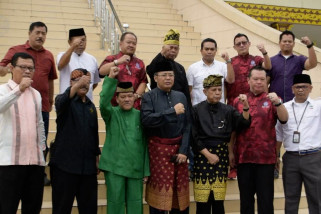 Lembaga Adat Melayu Riau ajak tidak membakar hutan