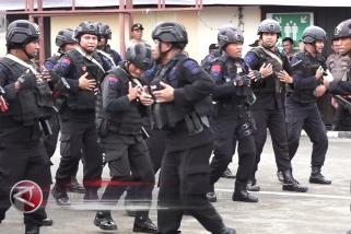 Sejumlah polda siagakan 13 SSK personel di Papua Barat