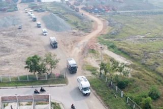 Roro jalur Dumai-Malaka akan dibuka Oktober