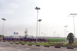 Terminal Bandara Syamsudin Noor siap beroperasi November