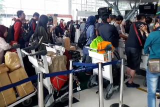 1500 penumpang maskapai terdampak kabut asap di Kaltim