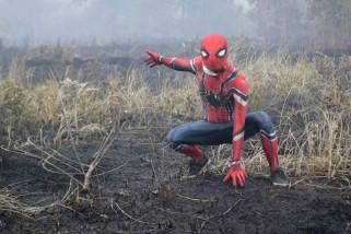 Spiderman ajak peran aktif warga Riau atasi karhutla