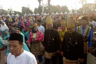 Festival Sarungan Nusantara meriahkan tahun baru 1441H