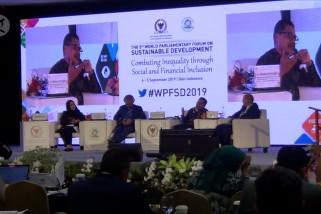 Pertemuan Forum Parlemen Dunia lahirkan Bali Roadmap