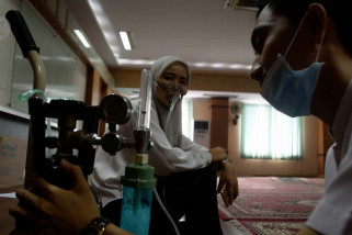 Udara di Riau berbahaya, pasien digratiskan