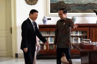 Wakil Presiden Tiongkok akan hadiri pelantikan Jokowi