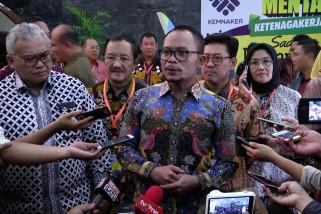 Presiden tunjuk Hanif Dhakiri jadi Plt Menpora