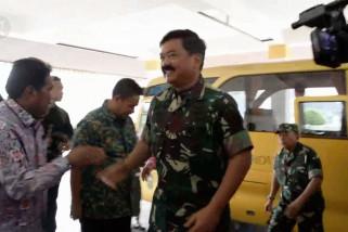 Gagal atasi karhutla, Panglima TNI akan copot anak buahnya