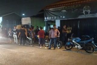 Video dua OKP di Medan bentrok